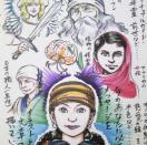 【氷室奈美】12月「透視画」個人セッション(60分)